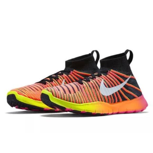 b154de0bc415 Nike Free Train Force Flyknit Men s Shoes Sz 13